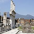 Pompeii by Eric Swan
