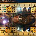 Ponte Vecchio - Florence by Luciano Mortula
