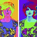 Pop Art Girl by Steve K