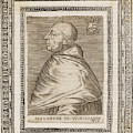 Pope Alexander Vi (roderigo Borgia) by Mary Evans Picture Library