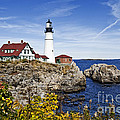 Portland Head Lighthouse by John Greim