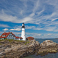 Portland Lighthouse by Jack Nevitt