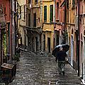 Porto Venere Italy by John Greim