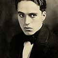 Portrait Of Charlie Chaplin by American Photographer