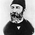 Portrait Of Djemal Pasha by Underwood Archives