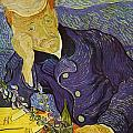 Portrait Of Doctor Gachet by Vincent van Gogh