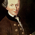 Portrait Of Emmanuel Kant by German School