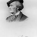 Portrait Of Richard Wagner German by German School