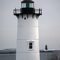 Portsmouth Harbor Light by Kevin Fortier