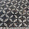 Portuguese Sidewalk Pavement by Luis Alvarenga