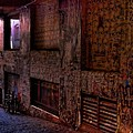Post Alley - Seattle by David Patterson
