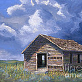 Prairie Church by Jerry McElroy