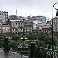 Praza Da Ferreria In Pontevedra by RicardMN Photography