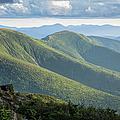 Presidential Range - White Mountains New Hampshire by Erin Paul Donovan
