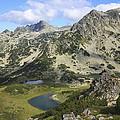 Prevalski And Valyavishki Lakes Pirin National Park Bulgaria  by Ivan Pendjakov
