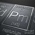 Promethium Chemical Element by Science Picture Co