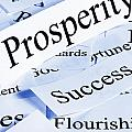 Prosperity Concept by Colin and Linda McKie