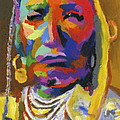 Proud Native American II by Stephen Anderson