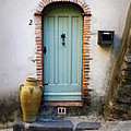 Provence Door Number 2 by Lainie Wrightson