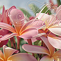 Pua Melia Ke Aloha Maui by Sharon Mau