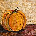 Pumpkin by Darice Machel McGuire