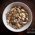 Pumpkin Seeds by Sinisa Botas