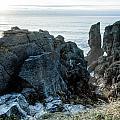 Punakaiki Pancake Rocks by Alexey Stiop