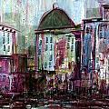 Purple City by Steven Schultz