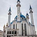 Qolsharif Mosque by Alexey Stiop