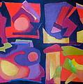 Quartet by Diane Fine