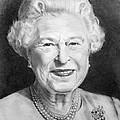 Queen Elizabeth by Joyce Geleynse