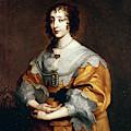 Queen Henrietta Maria by Granger