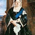 Queen Victoria Of England (1819-1901) by Granger