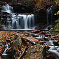 R. B. Ricketts Falls by Dan Myers
