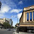 Railway Station Adelaide by Jason O Watson