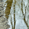 Raindrops On Reflections II by KM Corcoran