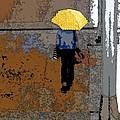 Rainy Days And Mondays by David Bearden