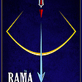 Rama The Avatar by Tim Gainey