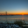 Charleston Sundown by Dale Powell