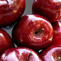 Red Apples by Helene U Taylor