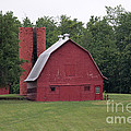barn in Kentucky no 9 by Dwight Cook