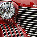 Red Cadillac by Dennis Hedberg