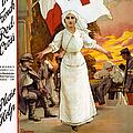 Red Cross Poster, 1915 by Granger