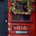 Red Door by Liane Wright