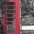 Red Phone Box by Brian Roscorla