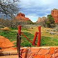 Enter Red Rock Country by Miles Stites