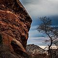 Red Rocks 2 by Karen Saunders