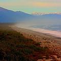 Remote New Zealand Beach by Amanda Stadther