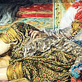 Renoir's Odalisque by Cora Wandel