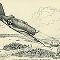 Republic P-43 Lancer by Hank Clark